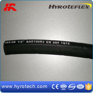 Hydraulic Hose SAE 100r3, Industrial Hose, Oil Hose, Chemical Hose pictures & photos