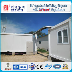 China Prefabricated Homes, Portable Container Homes for Temporary Office and Accommodation pictures & photos
