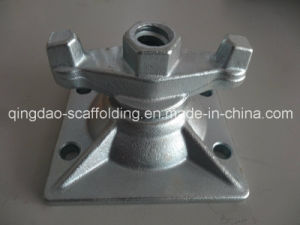 Cheap Edition Formwork Plate Wing Nut/Tie Rod pictures & photos