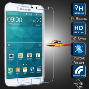 Tempered Glass Screen Guard Film Screen Protector for Samsung Galaxy Core Max G5108