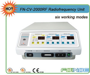 Fn-2000RF Radiofrequency Electrosurgical Unit with CE Approved pictures & photos