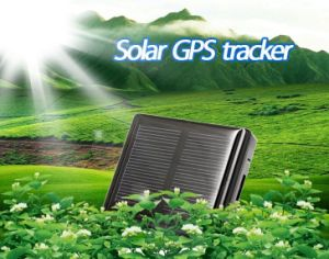 Ultra-Long Battery Life Solar Power Cow Sheep Container Waterproof GPS Tracker Solar Panel Power Supply, Strong Magnetic Pin RF-V26 pictures & photos
