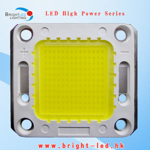 Double Gold Wire Connection 120W White LED Module COB pictures & photos