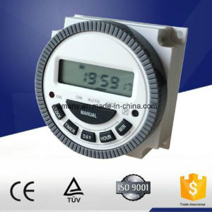 Weekly Programmable Timer Switch (TM619, THM619) pictures & photos