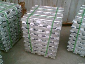 2015 Pure Aluminium Ingot 99.7% pictures & photos