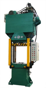 Four Column Hydraulic Deep Drawing Press Machine (TT-SZ80T/LS) pictures & photos