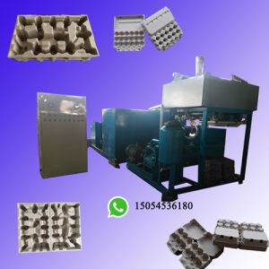 Semi-Automatic Egg Tray Forming Machine Without Dryer