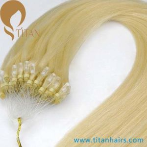 Brazilian Remy Human Hair Micro Ring Hair Extensions