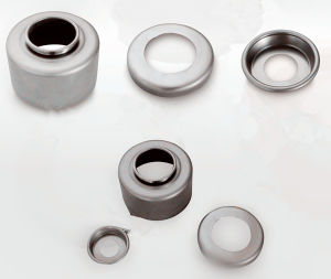Stainless Steel Punched O-Ring Motorcycle Products pictures & photos