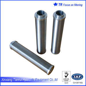 Stainless Steel Wire Twining Filter pictures & photos