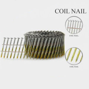 New Design Screw Coil Nails Making Machine with Nice Price pictures & photos