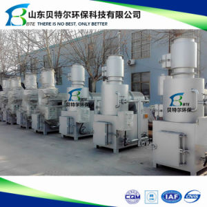 Shandong Better Incinerator, 10-500kgs Waste Incinerator, 3D Video Guide pictures & photos