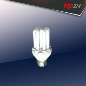 U Shape CFL Lamps 5-15W 60lm/W CE&RoHS pictures & photos