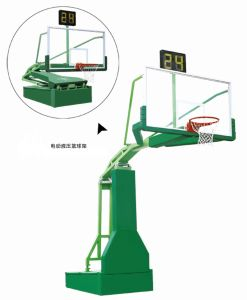 Wholesale Electric Hydraulic Movable Basketball Stand pictures & photos