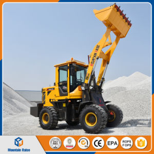 Brand Mountain Raise Hot Sale Compact Wheel Loader pictures & photos