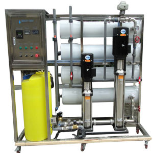4000L/H CE Approved Distill Water Plant with Chlorination Equipment (KYRO-4000) pictures & photos