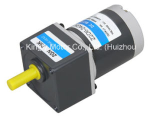 6W / 10W 60mm Gear Box High Torque Gear Motor pictures & photos