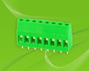Screw Terminal Block with Self-Extinguishing Material pictures & photos