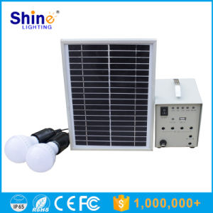 5W Solar Power System for Home Use pictures & photos