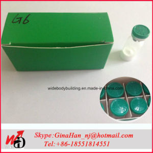 GMP Ghrp-6 of Hormone Peptide with Resonable Price pictures & photos