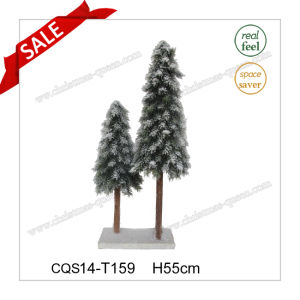 H55cm Plastic Christmas Decoration Supplies Type Christmas Tree pictures & photos