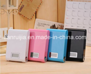 Power Bank 12000mAh High Capacity with Dual USB LCD pictures & photos