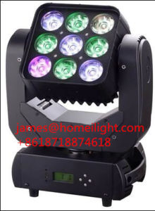 2017 Most Popular 9*10W LED Shake Head Matrix Light in Wedding/Party/Disco pictures & photos