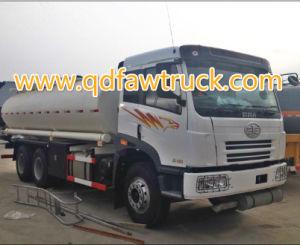 Hot Sale! Faw 6X4 20-25 Cbm Tanker Truck pictures & photos