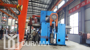 Horizontal Lower Adjusting 3-Roller Rolling Machine pictures & photos
