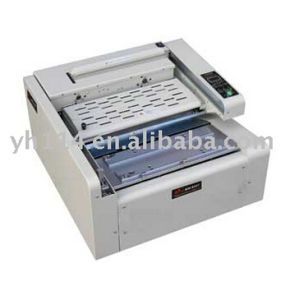 Desktop Gluing Binding Machine, Easy to Operate. pictures & photos