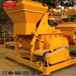 Light Weight Js500 Mini Twin Shaft Concrete Mixer pictures & photos
