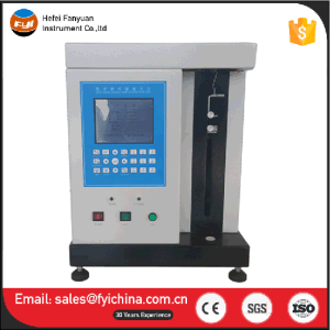 Electronic Single Fiber Strength Tester pictures & photos
