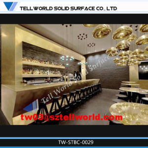 Luxury Modern Design Unique Bar Counter for Sale pictures & photos