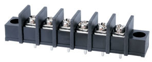 Barrier Terminal Block for Power Control (WJ55C-10.0mm) pictures & photos