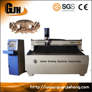 Hot Selling, Genuine Nc Studio, PMI Rail Guild & Screw, 1325/1530/1826 Woodworking and Metal CNC Router pictures & photos