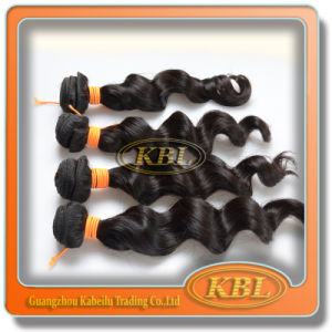 Remy Indian Human Hair From Kbl (KBL-IH-LW) pictures & photos