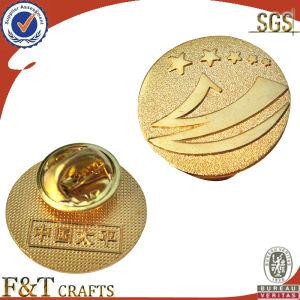 Lapel/Die-Struck Pin (FTBG4153P) pictures & photos