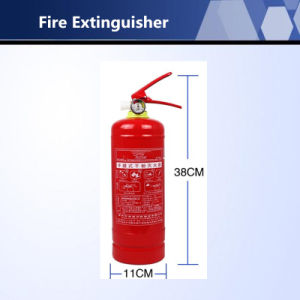 ABC Dry Chemical Powder Fire Extinguisher for Fire Fighting pictures & photos