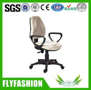 High Quality Adjustable Fabric Office Chair with Wheels (PC-19) pictures & photos