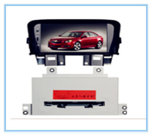 7 Inch Two DIN Car DVD for Chevrolet Cruze pictures & photos