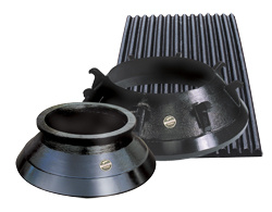 Wear Parts for Metso Crushers pictures & photos