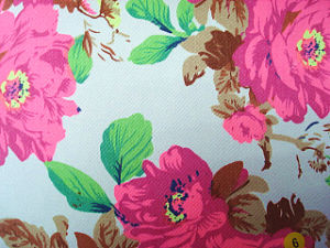 Print Cotton Fabric pictures & photos