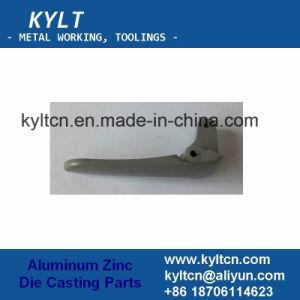 Zamak/Zinc Aluminum Die Casting Auto Parts (Car door handle) pictures & photos