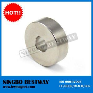 Strong Powerful Permanent Neodymium Ring Magnet pictures & photos