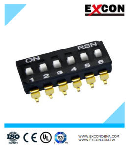 SMD Electronic Switch Model Ri-06 with Black Color pictures & photos