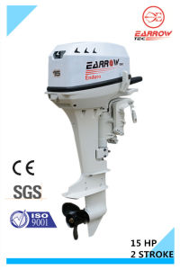 Outboard Boat Motor 2 Stroke and 4 Stroke pictures & photos