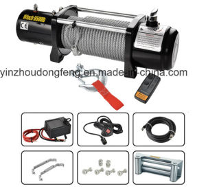 Electric Winch Sc8500 with CE pictures & photos
