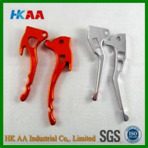 Original / Silver Anodizing Aluminum Alloy Motorcycle Brake Handle pictures & photos