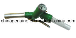 Zcheng Manual Mechanical Fuel Dispenser Nozzle with Meter Zcn-32 pictures & photos
