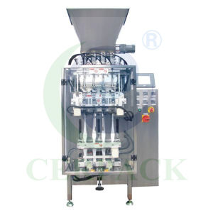 Automatic Multi-Lanes Stick Bag Granule Stick Packaging Machine